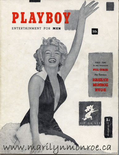 Melinda's Marilyn Monroe Playboy 1953