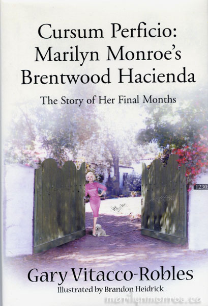 Marilyn Monroe House In Brentwood cursum perficio: marilyn monroe's brentwood haciendagary