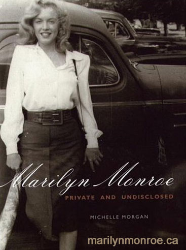 marilyn monroe book reviews