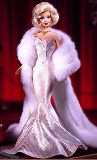 Marilyn Monroe Barbie Dolls
