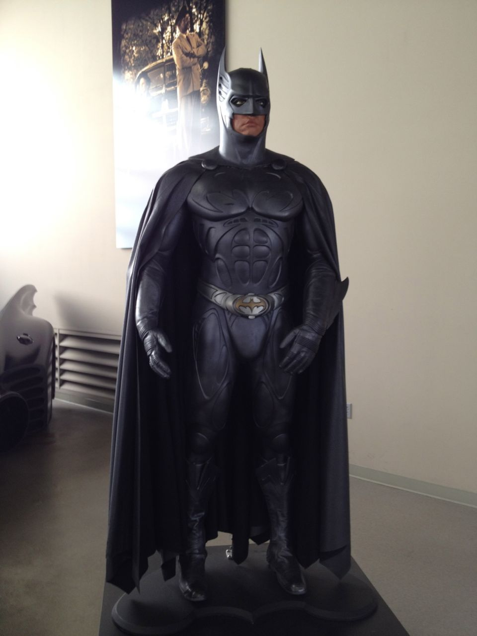 Batman Val Kilmer Val kilmer s batman suit Val Kilmer Batman Suit