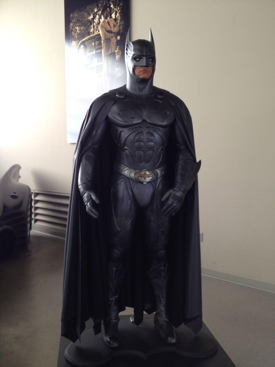 Val Kilmer Batman Costume